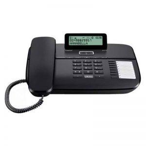 Gigaset DA710 Noir Téléphone Filaire de la marque Gigaset image 0 produit