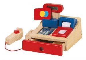 Goki - 51807 - Caisse enregistreuse de marchand de la marque Goki image 0 produit