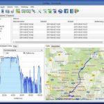 GP de 101(Noir) Multi Talent GPS Tracker, la position de Sport Ordinateur de vélo Finder, GPS Enregistreur de données 200000, GPS POI Marqueur, hauteur tableau d'affichage, tableau d'affichage, Tagger photo digitalkompass, GPS, récepteur GPS USB Calorie image 4 produit