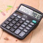 Grand Calculateur calculs Calculatrices financiers de la marque Black Temptation image 1 produit