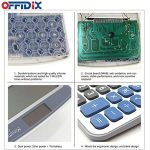 Grande calculatrice de bureau -> faites une affaire TOP 12 image 2 produit
