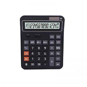 Grande calculatrice de bureau -> faites une affaire TOP 5 image 0 produit