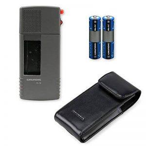 Grundig Stenorette SH10 Dictaphone analogique Noir de la marque Grundig image 0 produit