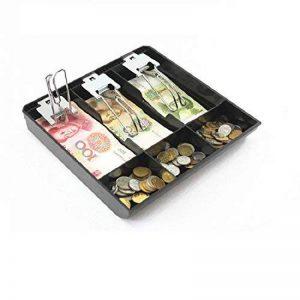 GUANHE Casella du Enregistreur de caisse nouveau magasin classer monnaie pour caissières tiroir tiroir porte billets (3compartiments) de la marque GUANHE image 0 produit