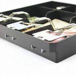 GUANHE Casella du Enregistreur de caisse nouveau magasin classer monnaie pour caissières tiroir tiroir porte billets (3compartiments) de la marque GUANHE image 2 produit