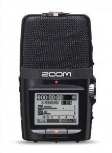 H2n - Enregistreur 4 pistes portable XY et Mid-Side de la marque Zoom image 0 produit