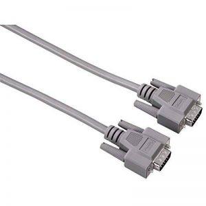 Hama 42087 Connectique Câble moniteur VGA 3,00m de la marque Hama image 0 produit