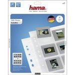 Hama Pochettes pour 20 diapositives encadrées de format 5x5 cm, 25 pièces de la marque Hama image 1 produit