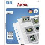 Hama Étuis pour 20 diapositives avec cadre au format 5 x 5 cm, 12 pièces de la marque Hama image 1 produit