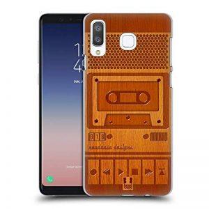 Head Case Designs Magnétophone Gadget En Bois Étui Coque D'Arrière Rigide Pour Samsung Galaxy S3 III mini de la marque Head Case Designs image 0 produit