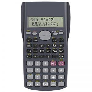 Helect 2 Lignes Calculatrice Scientifique de la marque Helect image 0 produit