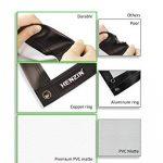HENZIN Écran de Projection Portable 16:9 231x135cm Toile Blanc Vidéoprojecteur 3D HD en PVC Format Pliable pour Cinéma Maison, Intérieur ou Extérieur 100 Pouces de la marque HENZIN image 4 produit