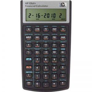Hewlett Packard HP10BII+ Calculatrice financière (Import Royaume Uni) de la marque HP image 0 produit