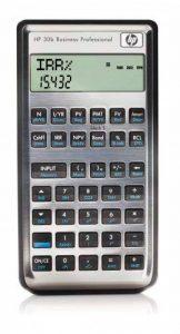 Hewlett Packard HP30b Business Professional Calculatrice financière (Import Royaume Uni) de la marque HP image 0 produit