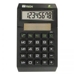 Hitech C1523BL Calculatrice de Poche 8 chiffres Noir de la marque Hitech image 0 produit