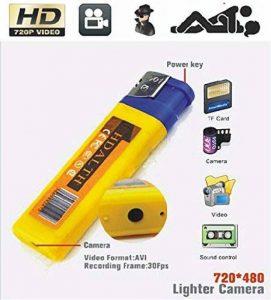 Hongfei Stockage de disque d'U de forme plus légère avec la caméra, caméscope d'enregistreur vidéo portatif pour le travail de bureau ect de la marque Cewaal image 0 produit