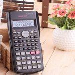 HONGYUANZHANG Calculatrice Fonctionnelle Affichage Multifonctions Multifonction À Main Calculatrice Scientifique Lcd Numérique de la marque HONGYUANZHANG image 2 produit