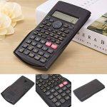 HONGYUANZHANG Calculatrice Scientifique Électronique À 12 Chiffres (15 × 7,5 × 1 Cm) de la marque HONGYUANZHANG image 1 produit
