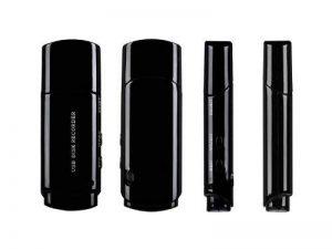 HooToo®- Micro Usb Caméra espion Enregistreur D'ESPION / Carte MIRCO-SD 16G (non inclus) supporté / Multi fonctions - Vidéo /Webcam/Dictaphone / Usb disque , Noir de la marque HooToo image 0 produit