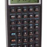 HP 10bII+ Calculatrice Financière Noir de la marque HP image 1 produit