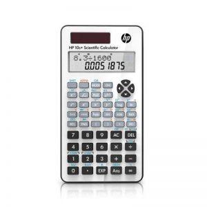 HP 10s+ Calculatrice Scientifique Blanc de la marque HP image 0 produit