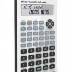 HP 10s+ Calculatrice Scientifique Blanc de la marque HP image 1 produit