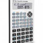 HP 10s+ Calculatrice Scientifique Blanc de la marque HP image 1 produit