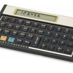 HP 12c Calculatrice Financière Noir de la marque HP image 1 produit