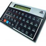 HP 12c Platinium Calculatrice Financière Noir de la marque HP image 3 produit