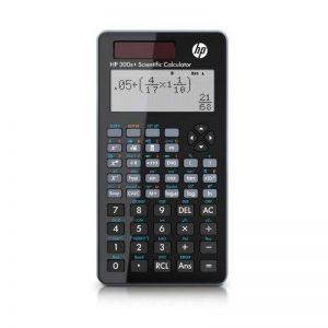 HP 300s+ Calculatrice Collège Noir de la marque HP image 0 produit