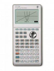 HP 39gII Calculatrice Graphique Blanc de la marque HP image 0 produit