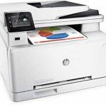 HP Color Laserjet Pro M277n Imprimante Multifonction Laser Couleur (18 ppm, 600 x 600 Ppp, USB, Ethernet, Fax) de la marque HP image 1 produit
