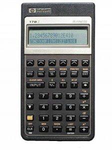 HP (Hewlett Packard) Financial Calculator (HP 17bll+) de la marque Hewlett Packard image 0 produit