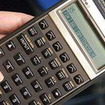HP (Hewlett Packard) Financial Calculator (HP 17bll+) de la marque Hewlett Packard image 1 produit