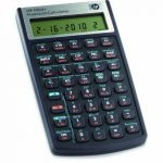 HP HP10bII+ Calculatrice financière de la marque HP image 1 produit