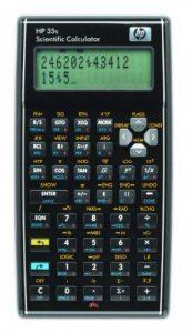 HP HP35s Calculatrice Scientifique programmable Livrée avec pochette de la marque HP image 0 produit