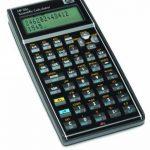 HP HP35s Calculatrice Scientifique programmable Livrée avec pochette de la marque HP image 2 produit