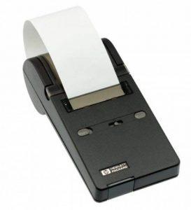 HP Infrared Printer Imprimante N&B thermique directe/matricielle Rouleau (6 cm) infrarouge de la marque HP image 0 produit