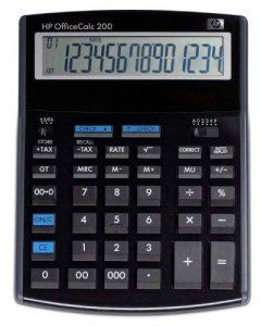 HP OfficeCalc200 Calculatrice de bureau de la marque HP image 0 produit