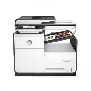 HP PageWide Pro 477dw Imprimante Multifonction Couleur (D3Q20B) de la marque HP image 0 produit