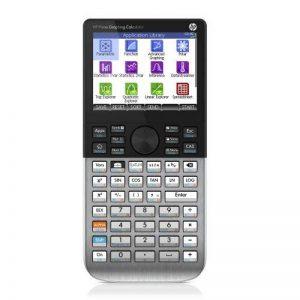 HP Prime Calculatrice graphique multipoints écran couleur Mode Examen - gris/Noir de la marque HP image 0 produit