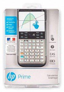 HP Prime Calculatrice graphique tactile mode examen de la marque HP image 0 produit