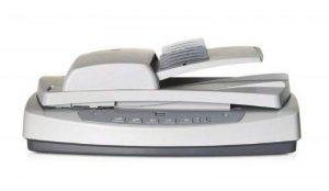 HP ScanJet 5590 Digital Flatbed Scanner Scanner à plat Letter 2400 ppp x 2400 ppp Chargeur automatique de documents ( 50 feuilles ) Hi-Speed USB de la marque HP image 0 produit