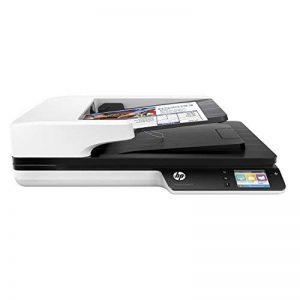 HP ScanJet Pro 4500 fn1 de la marque HP image 0 produit