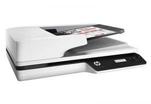 HP scanneur scanjet 3500 pro f1 scanner uSB de la marque HP image 0 produit
