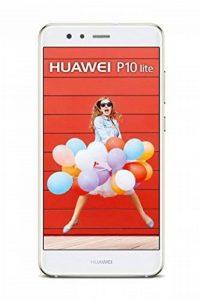 """Huawei P10 Lite 4G 32Go Blanc - Smartphones (13,2 cm (5.2""""), 1920 x 1080 Pixels, Ecran à rebords courbés, IPS, 16:9, Plusieurs Pressions) de la marque Huawei image 0 produit"""