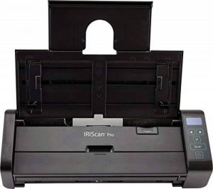I.R.I.S. Iris Can Pro 5 23ppm Mobile A4 Scanner – adf20pages, 459035 (Mobile A4 Scanner – adf20pages) de la marque IRIS image 0 produit