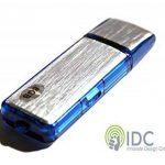 IDC© i12 - dispositif d'écoute discrète en prime (8GB) de la marque I.D.C image 1 produit