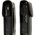 igadgitz u4333Coque de Cuir pour Olympus Enregistreur de voix numérique ws-852WS-853–Noir de la marque igadgitz image 3 produit