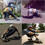 IMPORX Haute Qualité Diapositive Gants/Descente Gants/Freeride Grip Gants Professionnel Protection pour le Cyclisme/Road Race/Skateboard/Longboard/Downhill/Randonnée,Adultes de la marque image 1 produit